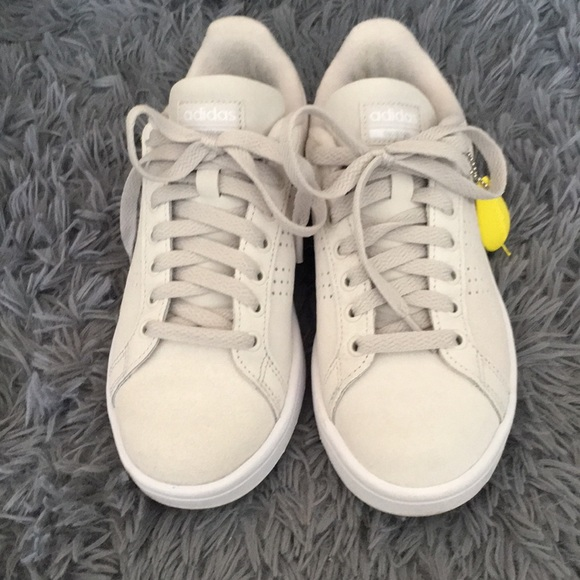 1ebb8e4599b4 adidas Shoes - Addidas Women s Cloudfoam Advantage Sneakers 6.5